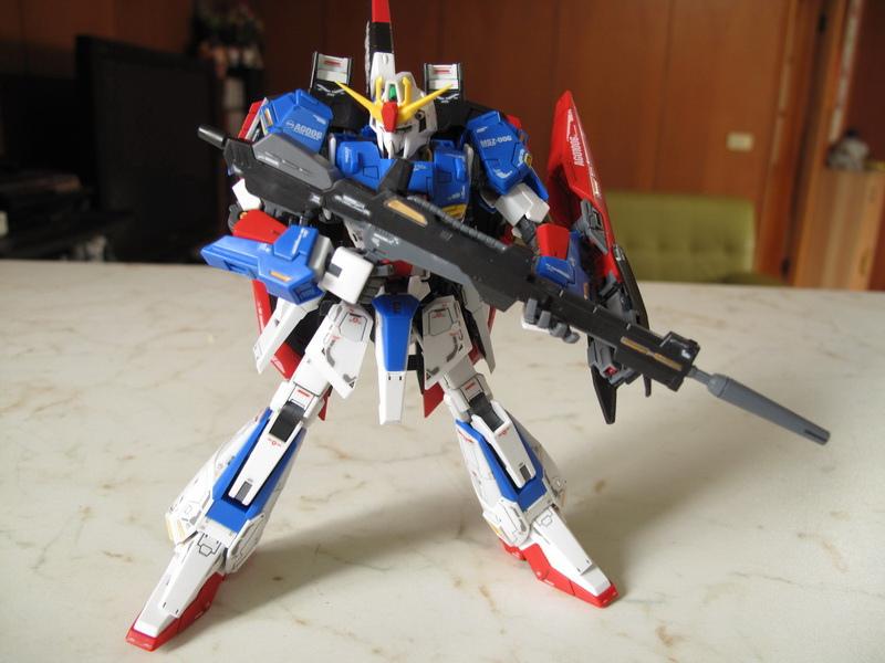 RG Z Gundam