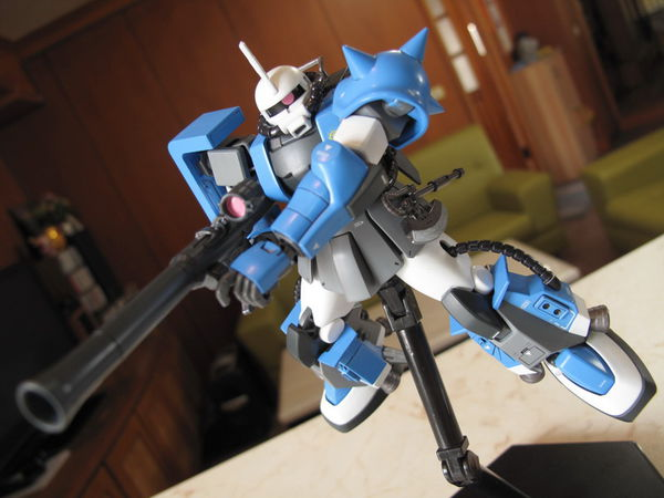 HGUC Uma Lightning 專用 高機動Zaku II