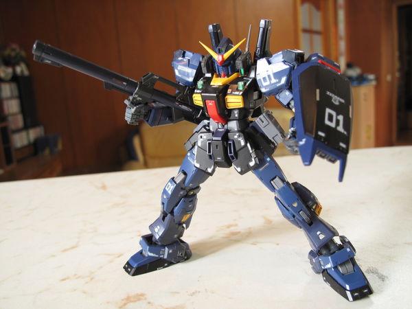 RG Gundam Mk-II (Titans)