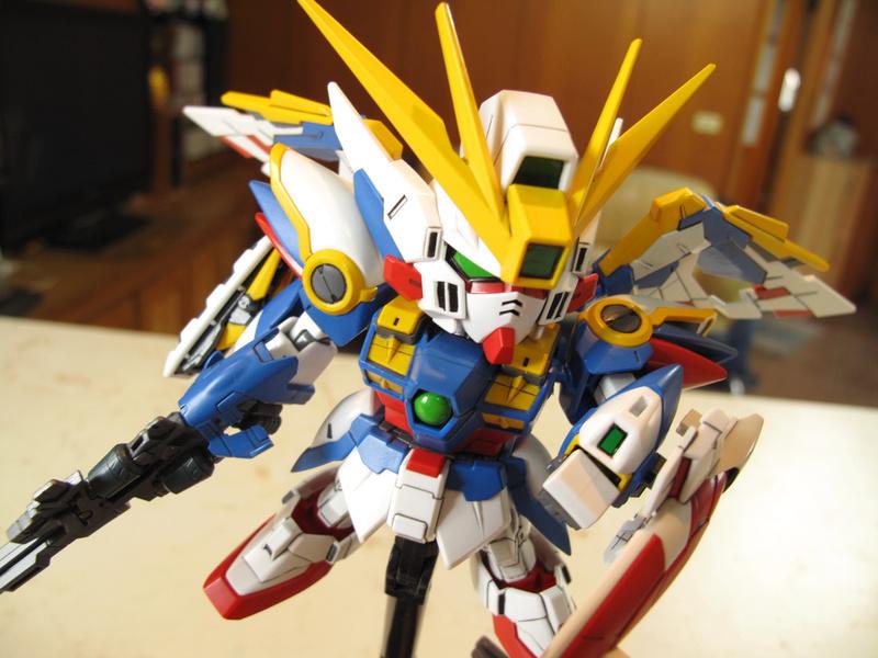 BB Wing Gundam EW
