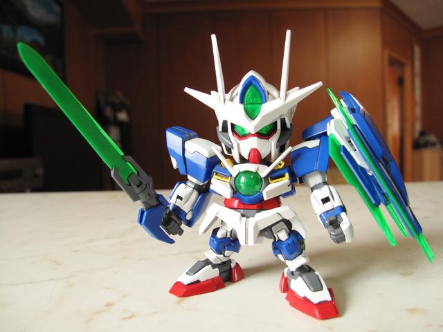 BB Gundam 00 Qan[T]