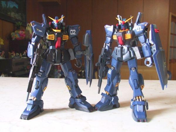 MG Gundam Mk-II ver2.0(Titans)